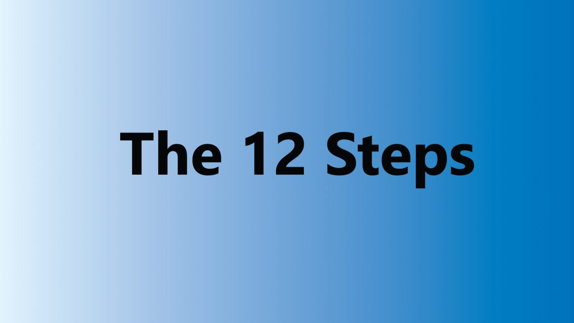 The 12 Steps